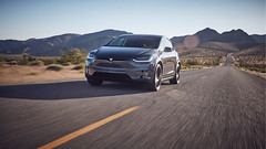Tesla senkt Modell X Basis Preis aufgrund verbesserter Margen