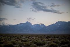 Mountain Dusk