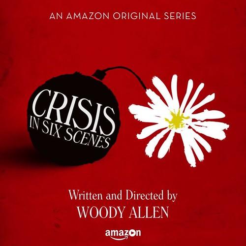 Crisis em Six Scenes - Poster 1