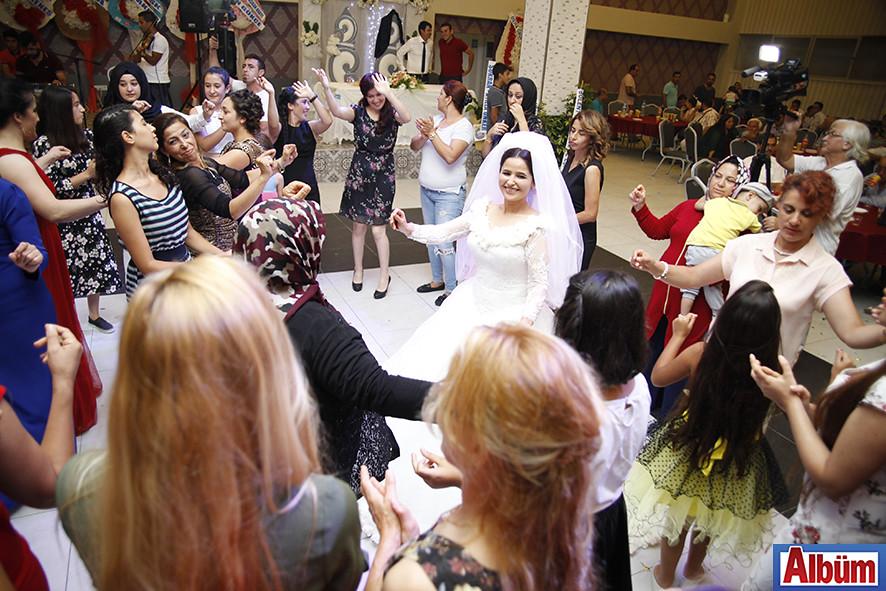 Murat Uslu ve Havva Çalış'ın düğün töreni-2