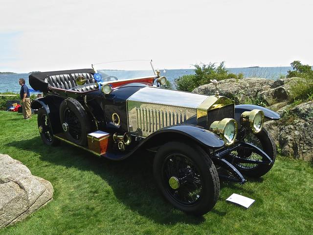 1914 Rolls Royce Silver Ghost Misselwood 28