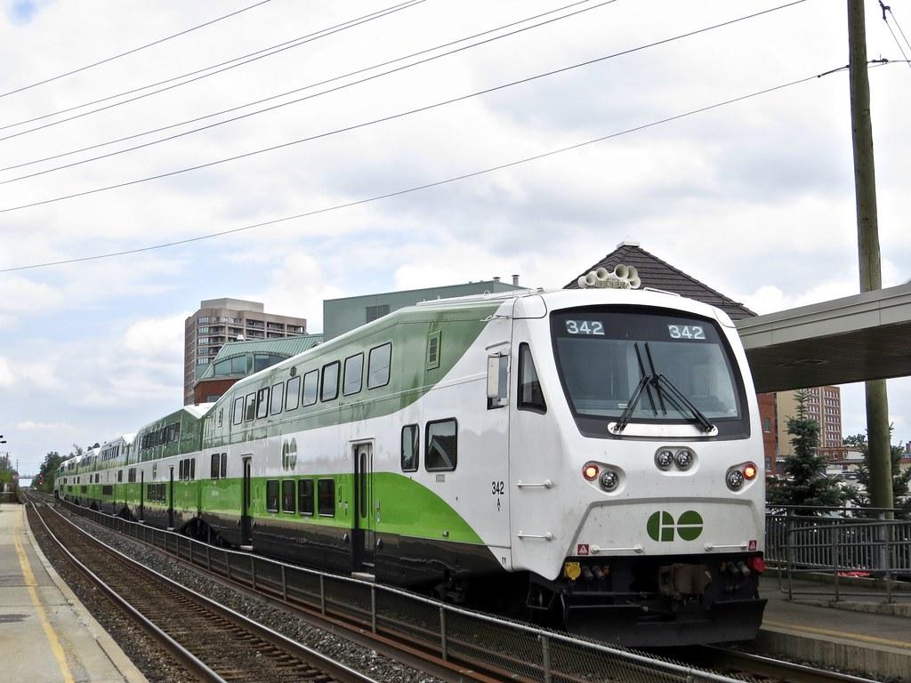 GO Transit 342