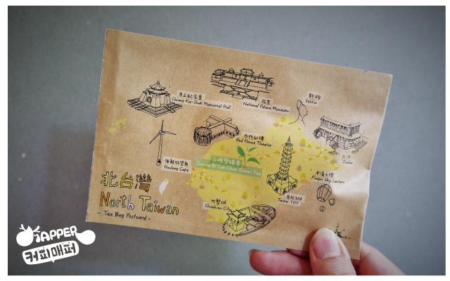 茶包明信片-2