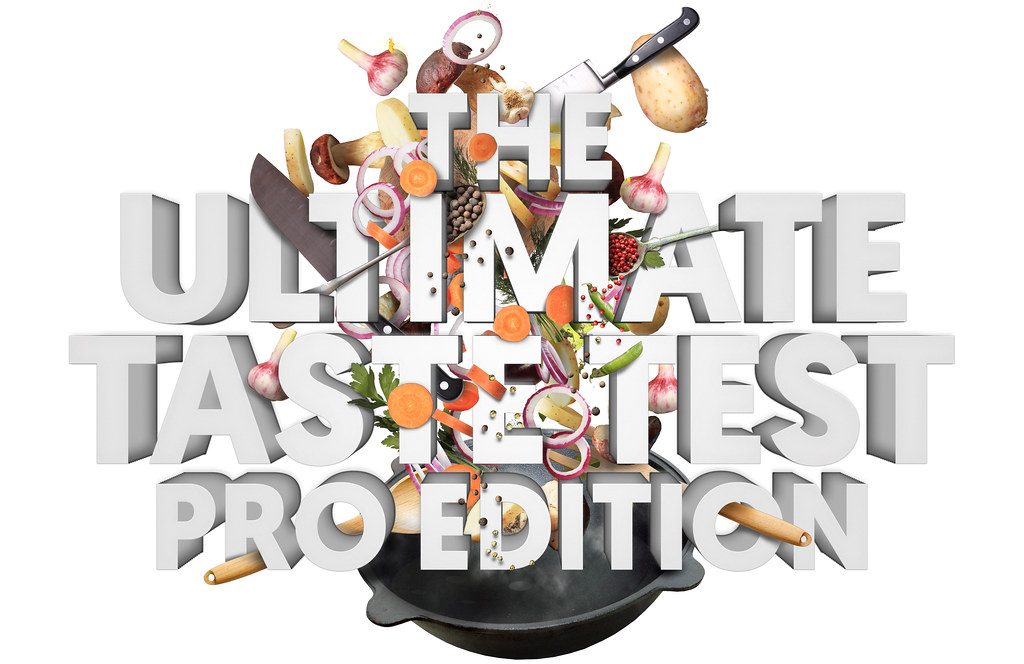 A Foodie's Guide to the Ultimate Taste Test Pro Edition 2017!