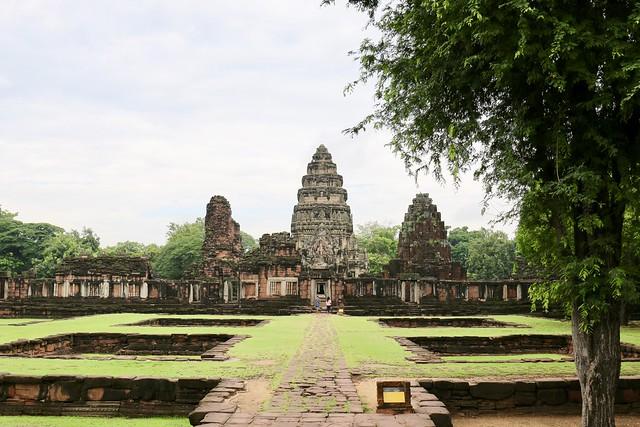 泰國披邁歷史公園