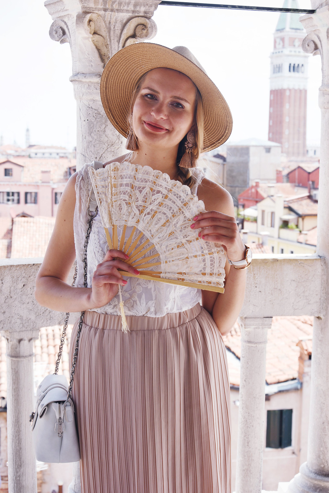 Venice vacation outfit