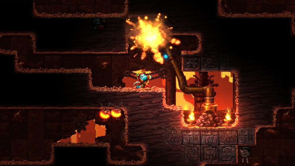 SteamWorld-Dig-2 Screenshot-PAX-West-2017-7