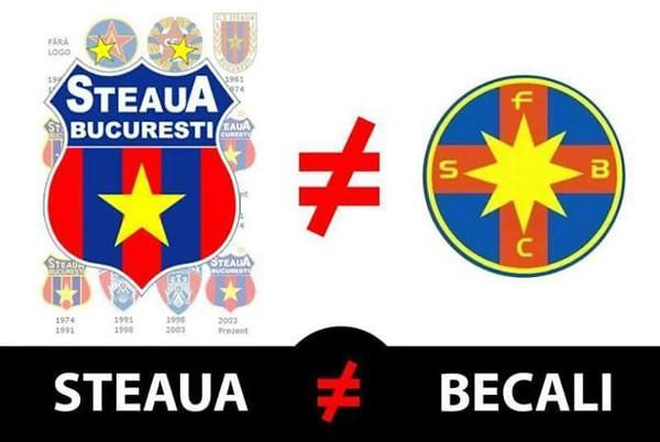 FCSB nu este Steaua
