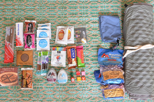 Items to send a PCT Hiker: