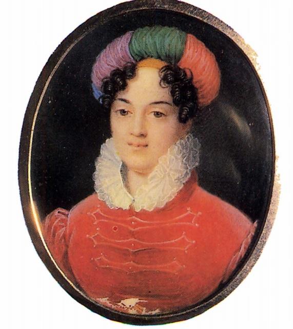 А.И. Васильчикова, 1820-е, неизв худ