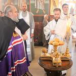 Предпразднство Преображения Господня в Новороссийске