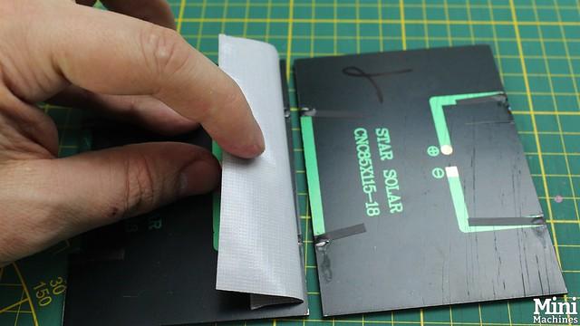 Construire un panneau solaire à 5€ - 009