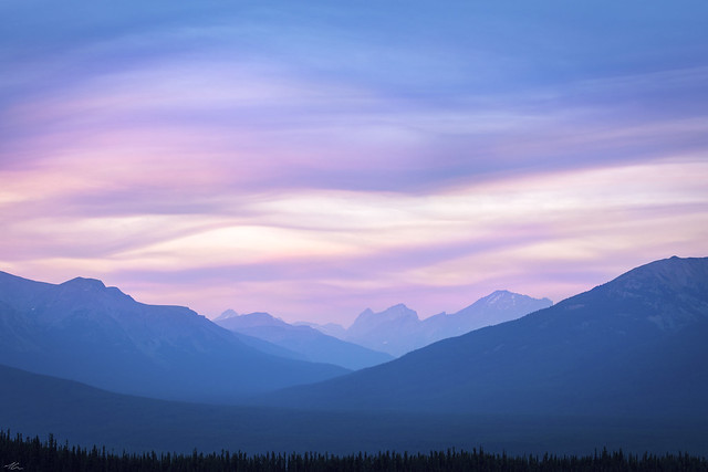 Pastel Sky, Canon EOS 5DS R, Canon EF 70-300mm f/4-5.6L IS USM