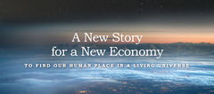 David C. Korten - A New Story for a New Economy, article (spirituality and economy)