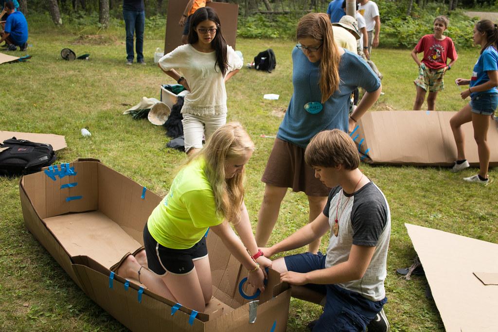 MINT/STEM Bootwettbewerb!