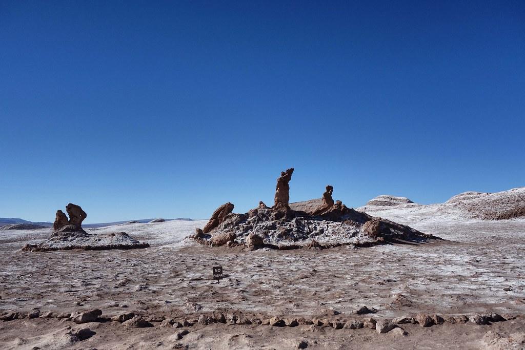 San Pedro Atacama - Valle de la Luna - Tres Marias