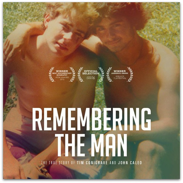 Remembering The Man poster