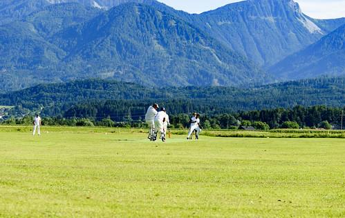 Cricket in Austria