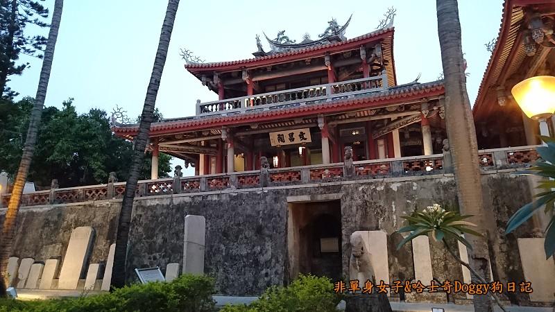 台南景點赤崁樓與美食10
