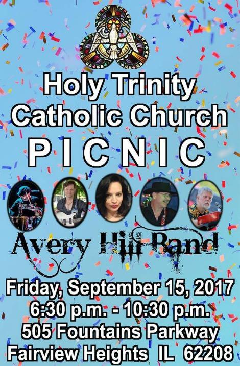 Avery Hill Band 9-15-17