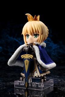 即使重回王的姿態,我們的誓約依然堅定!Cu-poche 口袋人《Fate/Grand Order》Saber/阿爾托莉亞・潘德拉岡(セイバー/アルトリア・ペンドラゴン)