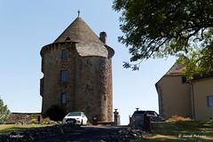 15 Chaudes-Aigues - Couffour Château - Photo of Arzenc-d'Apcher