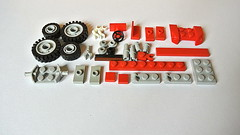 How to Build Lego Fortschritt RS 09 (MOC - 4K)