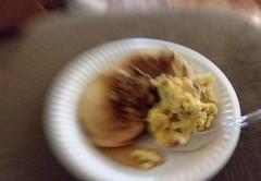 Blurred Breakfast.