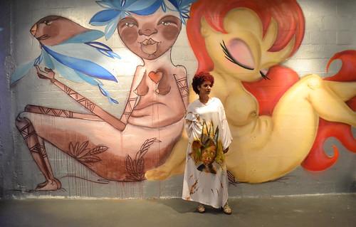 Abertura da Exposição Mulheres Criativas