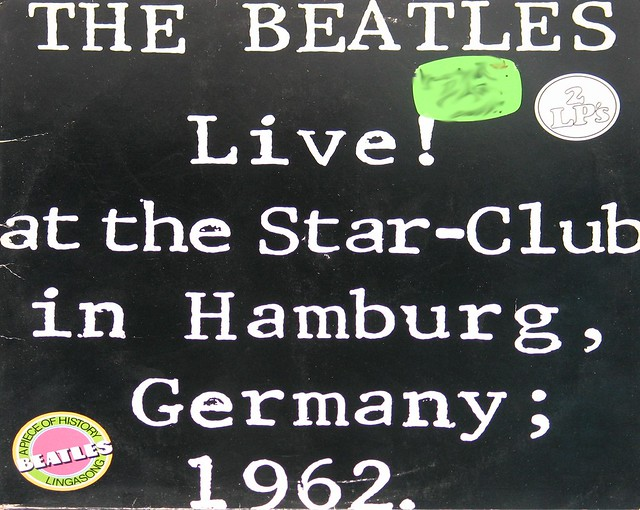 Beatles Live at the Starclub