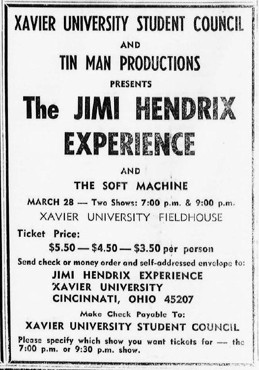 The Miami Student - Miami University -  Oxford, Ohio 1968-03-15