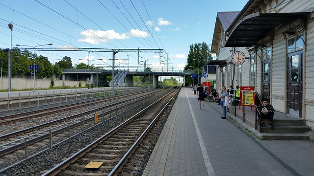 Hyvinkaa Station
