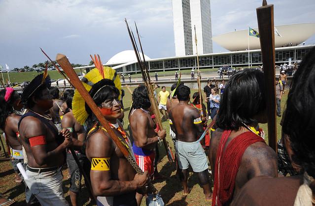 STF em novo embate sobre demarcação de terras indígenas