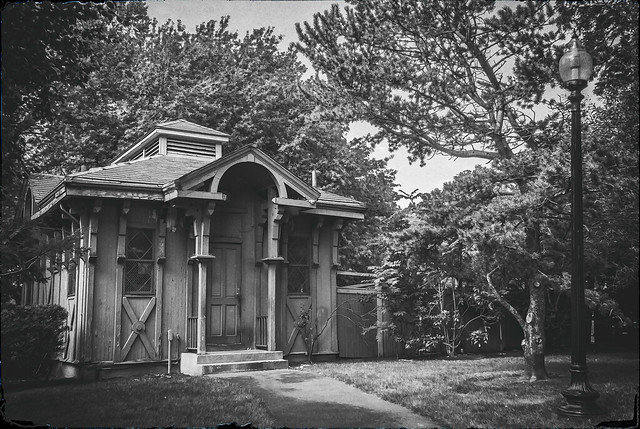 Maintenance Shed (Boston Public Garden)