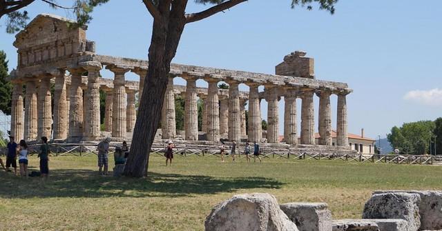 Tempio di Athena Paestum