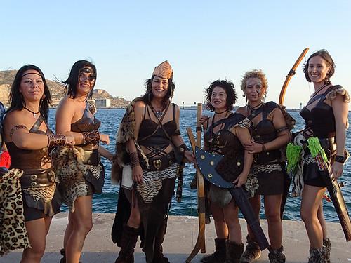 Amazonas de Capadocia
