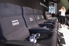 Ausstellung Gear VR 4D von Samsung.CR2
