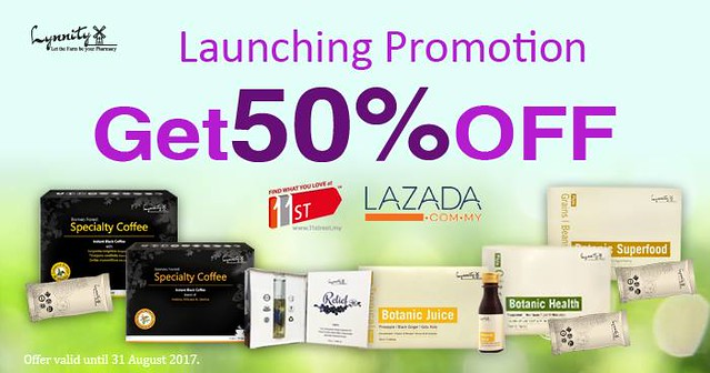 Lynnity Launching Promo