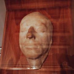 Keats Death Mask