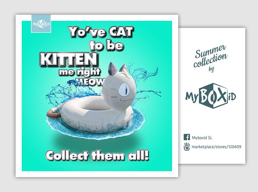 Meowth Float (PG) - SecondLifeHub.com