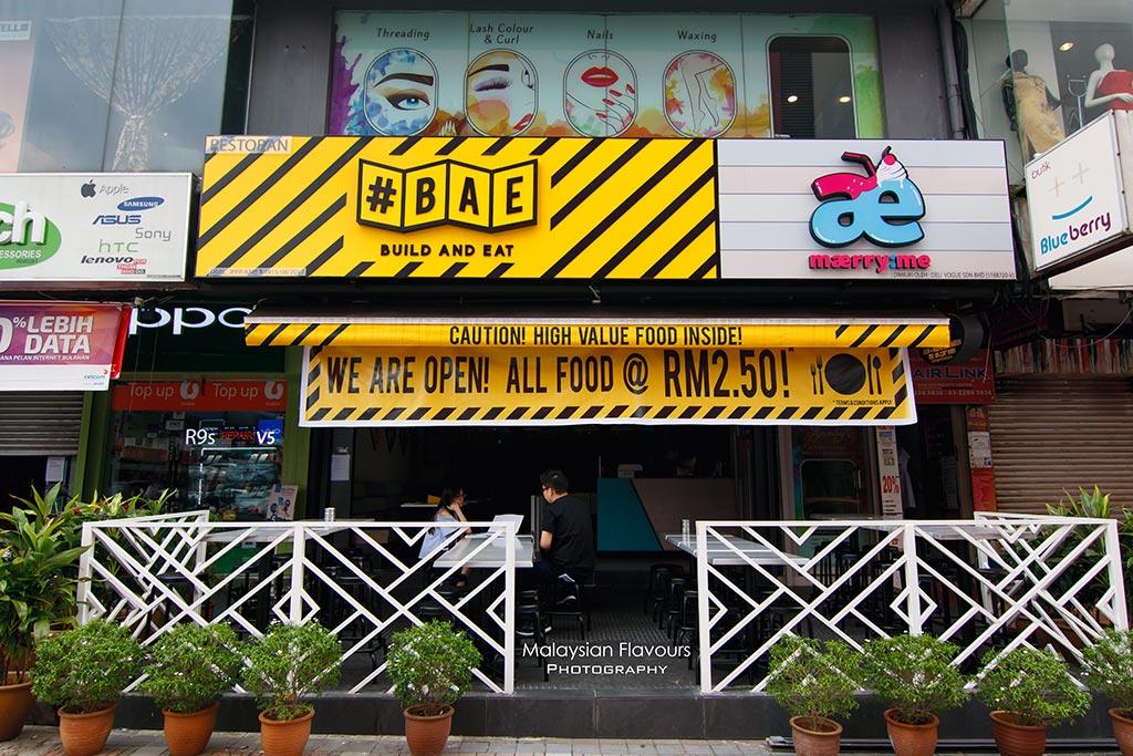 BAE Bangsar-Build and Eat