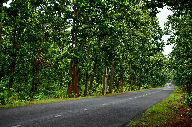 Roadtrip to Jhargram