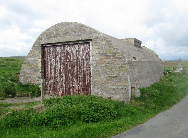 Nissen Hut, Volunteers Battery, Stromness