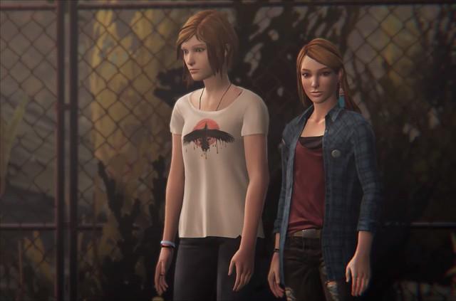 La vie est étrange avant la tempête - Rachel et Chloe