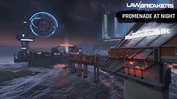 LawBreakers Update 1.3 Is Out for PS4 and PC