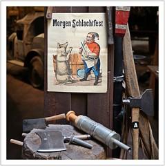 Leben & Arbeiten in alten Zeiten (Living & Working in history)
