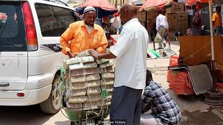 Somaliland cash wheelbarrow