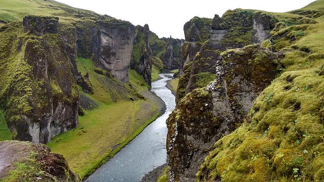 Breathtaking Canyons In Iceland: Fjaðrárgljúfur, Southern Iceland