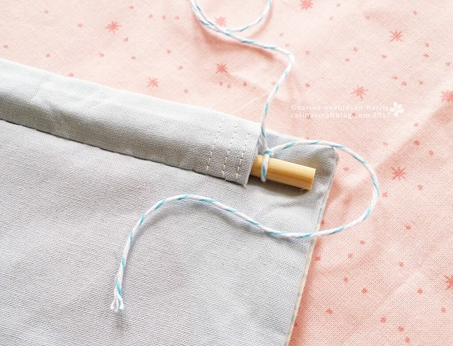 Gloriana embroidery hanging sleeve