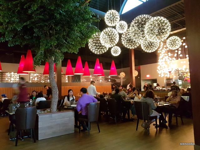 Touro Brazilian Steakhouse interior